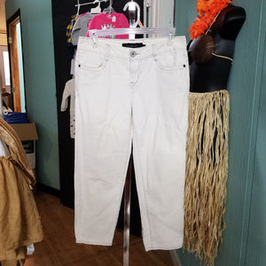 Calvin Klein Cropped Jeans Size 4